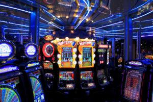 Spilleautomater tivoli
